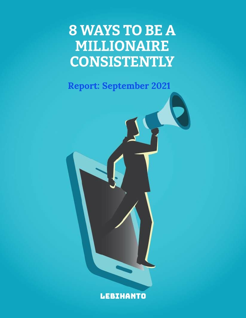 8-ways-to-be-a-millionaire-consistently