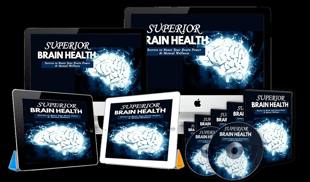 SUPERIOR BRAIN HEALTH-Bundle